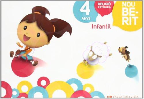 9788426383624: Religion Catolica Infantil 4 años (Valenciano) (Nou Berit) - 9788426383624
