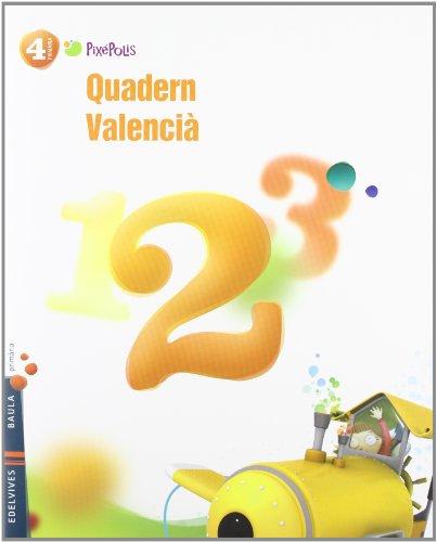 9788426383938: Quadern 2 de Valencia (Lengua) 4º Primaria (Pixépolis) - 9788426383938