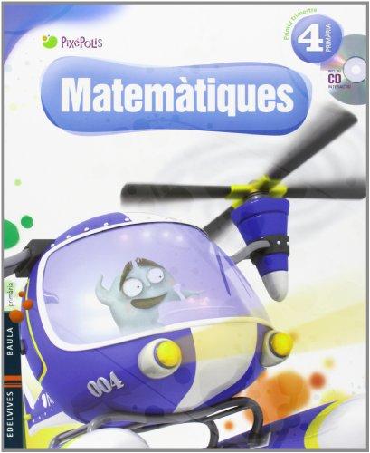9788426383969: Matematiques 4º Primaria (Pixepolis) - 9788426383969