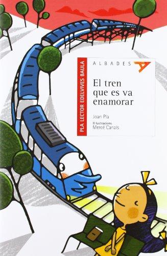9788426384065: El tren que es va enamorar (Pla Lector) (Valenciano)