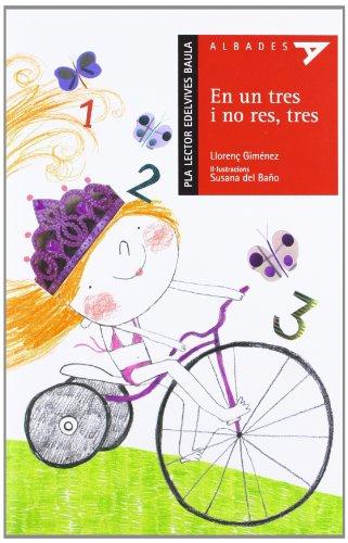 9788426384096: En Un Tres I No Res, Tres (Pla Lector)