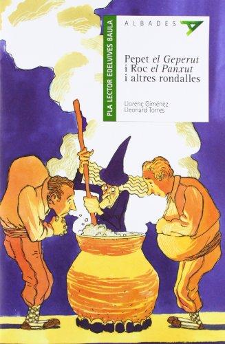 9788426384140: Pepet El Geperut I Roc El Panxut I Altres Rondalles (Pla Lector)