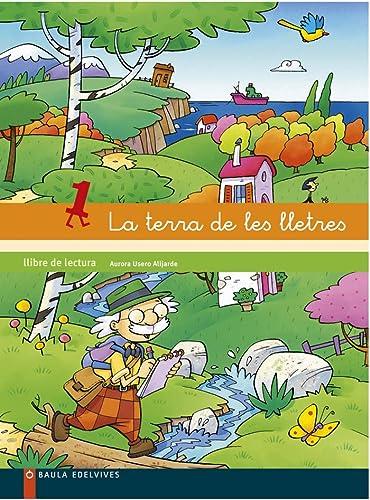 9788426384744: Llibre de Lectura 1 (La terra de les lletres) - 9788426384744