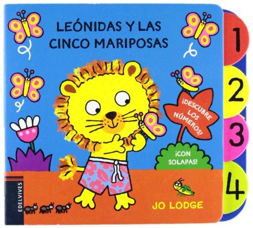 9788426385796: Leonidas y las cinco mariposas / Leonidas and Five Butterflies (Spanish Edition)