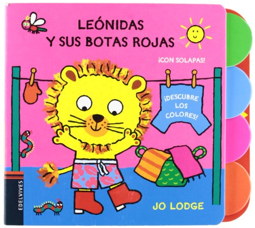 Leonidas y sus botas rojas / Leonidas and his red boots (Spanish Edition) (842638580X) by Jo Lodge