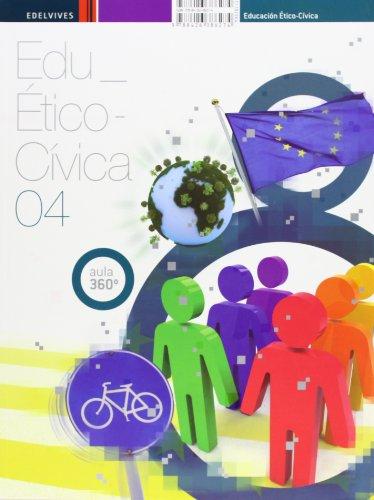 9788426386274: Educación Cív¡co-Etico 4 ESO (Aula 360º) - 9788426386274