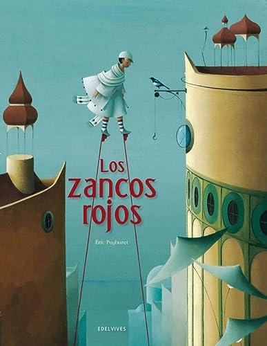 Los zancos rojos / Red Striders (Spanish: Eric Puybaret
