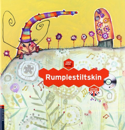 9788426386441: Rumplestiltskin / El enano saltarín (Once upon a Rhyme)