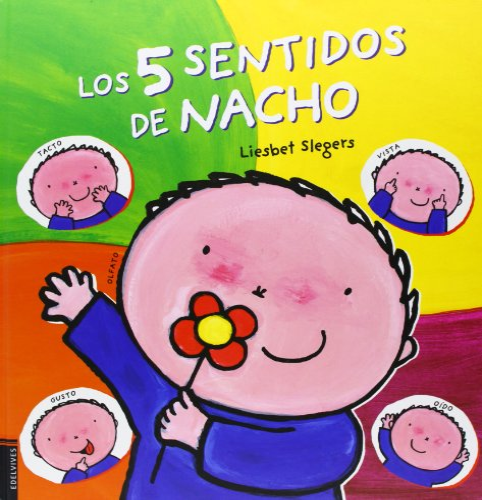 9788426386830: Los cinco sentidos de Nacho