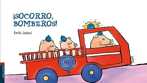 9788426389138: ¡Socorro, bomberos!: 13 (Luciérnaga)