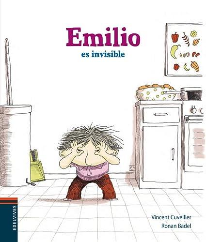 9788426389329: Emilio es invisible / Emilio is invisible (Spanish Edition)