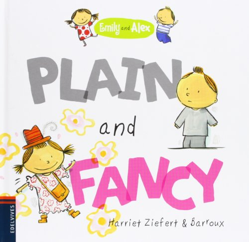 9788426389411: Plain And Fancy (Emily And Alex)