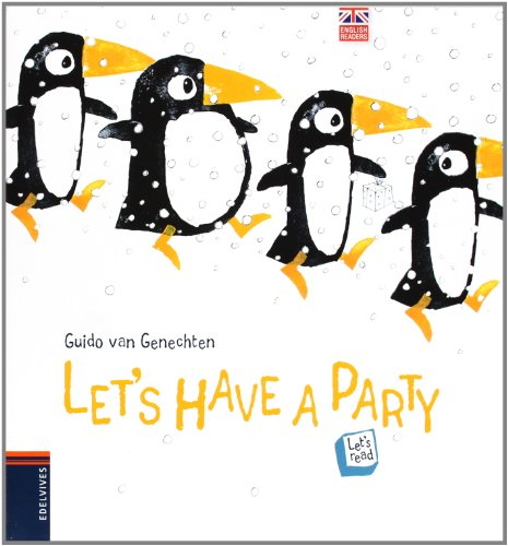 9788426389435: Let´s Have a Party (Col. Let's Read)