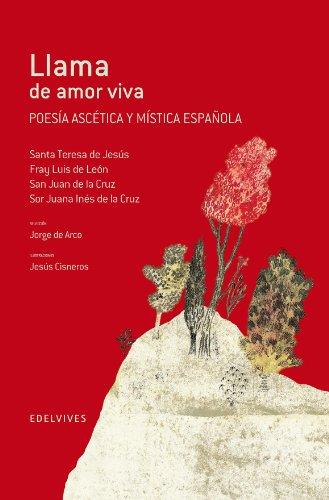 9788426390462: Llama de amor viva (Poesía ascética y mística española) (Adarga)