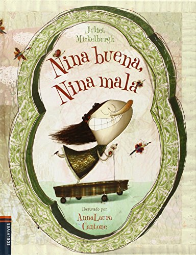 9788426390998: Nina buena, Nina mala (Albumes (edelvives))