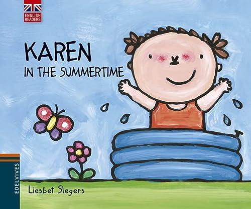 9788426391582: Karen In the Summertime (Karen (English Readers))