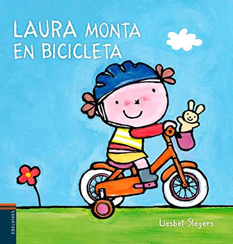 Laura Monta en bicicleta: Liesbet Slegers