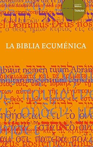 9788426393913: La Biblia Ecúmenica (Laude)