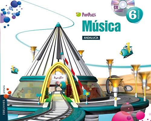 Música 6º Primaria - Andalucia