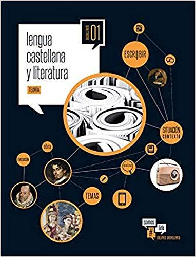 9788426399601: Lengua Castellan y Literatura 1º Bachillerato (Somoslink) - 9788426399601