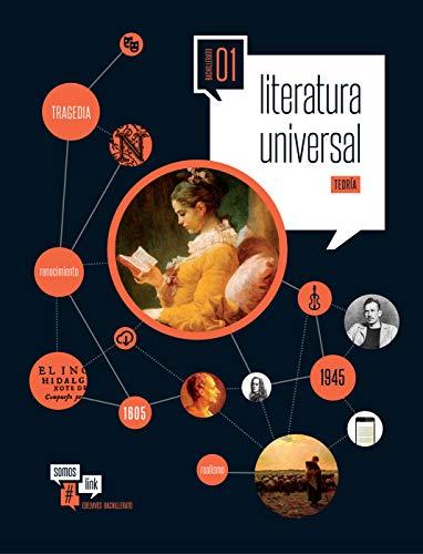 9788426399649: Literatura Universal 1º Bachillerato (Somoslink) - 9788426399649