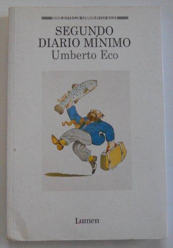 9788426401045: Segundo Diario Minimo (Spanish Edition)