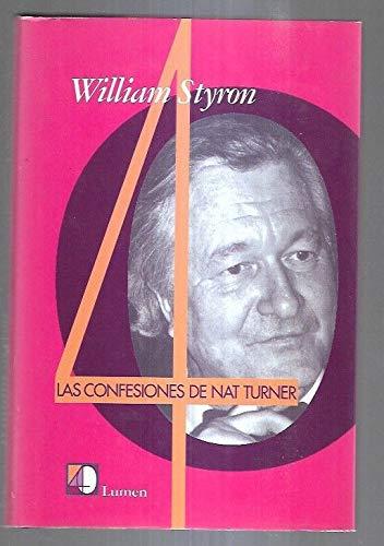 9788426401144: LAS CONFESIONES DE NAT TURNER