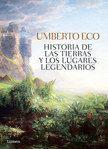 9788426401465: Historia de las tierras y lugares legendarios / History of land and legendary places (Spanish Edition)