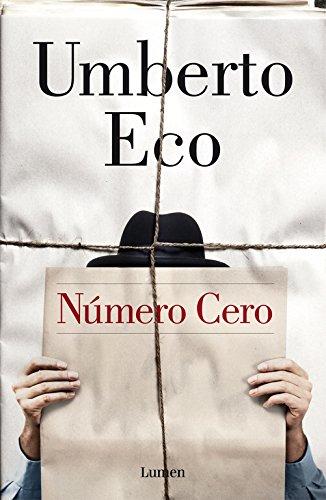 9788426402042: Número cero / Number zero (Spanish Edition)