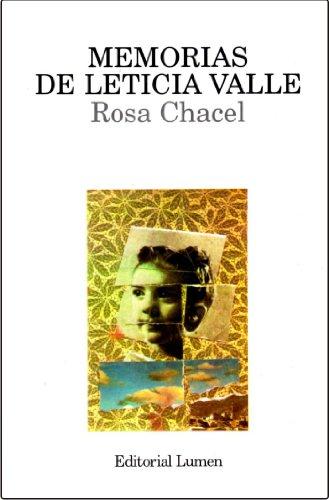 9788426411594: Memorias de Leticia Valle (Palabra en el tiempo) (Spanish Edition)