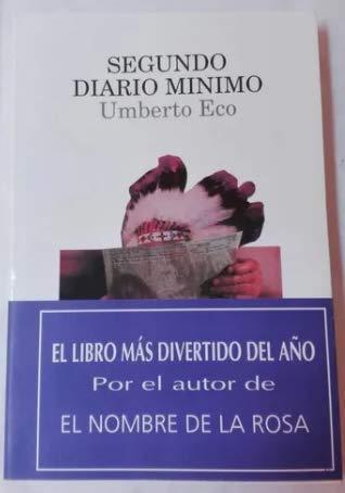 9788426412287: Segundo Diario Minimo (Spanish Edition)