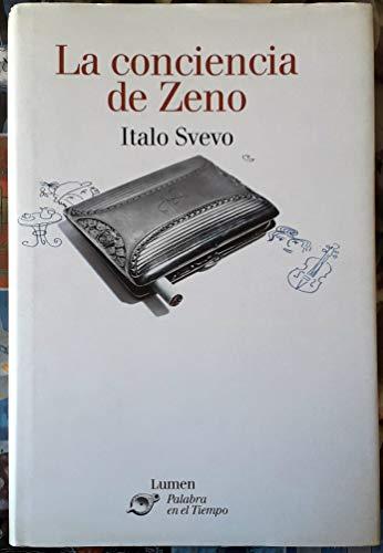 9788426412997: Conciencia de Zeno, La (Spanish Edition)
