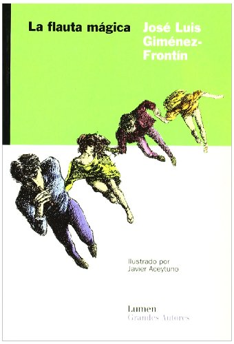 9788426413628: Flauta magica, la (Grandes Autores (lumen))