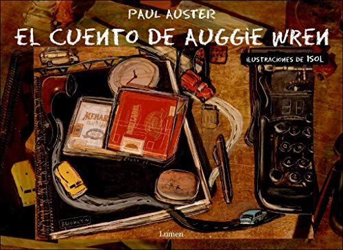 El CUENTO DE AUGGIE WREN: Auster, Paul (Signed)