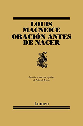 9788426414885 Oracion Antes De Nacer The Selected Poems