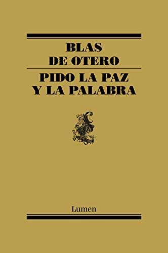 9788426415387: Pido La Paz Y La Palabra/ I ask for Words and Peace (Spanish Edition)