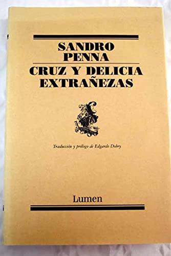 9788426415981: Cruz Y Delicia / Extranezas (Spanish Edition)