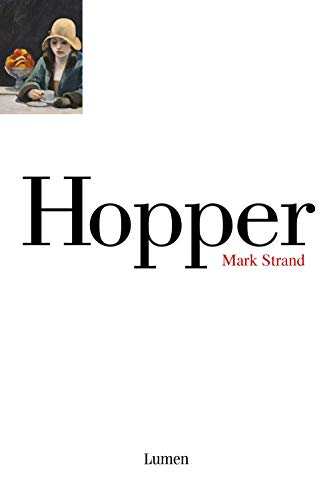 Hopper (Spanish Edition) (8426416470) by Mark Strand