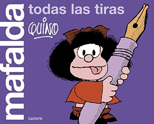 9788426418760: Mafalda. Todas las tiras (edición limitada) [Lingua spagnola]