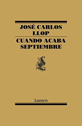 9788426419453: Cuando acaba septiembre (POESIA)