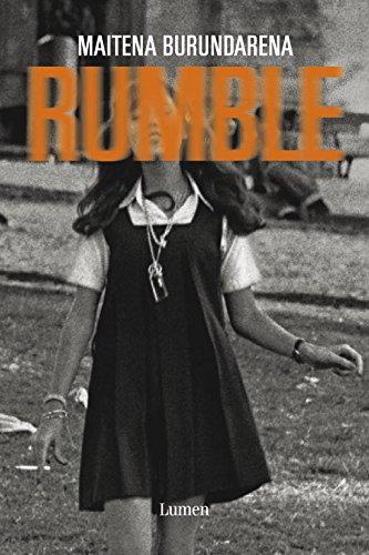 9788426419811: Rumble (NARRATIVA)