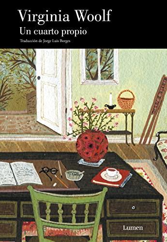 9788426421654: Un cuarto propio (edición ilustrada) (LIBROS ILUSTRADOS)