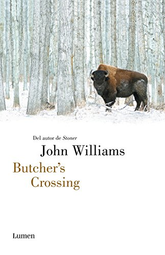 9788426421920: Butcher's Crossing (LUMEN)