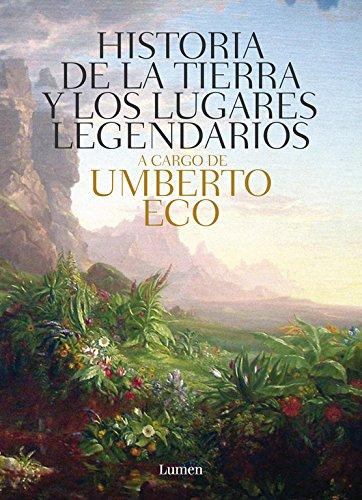 9788426421944: Historia De Las Tierras Y Los Lugares Legendarios / History Of Legendary Lands And Places (Spanish Edition)
