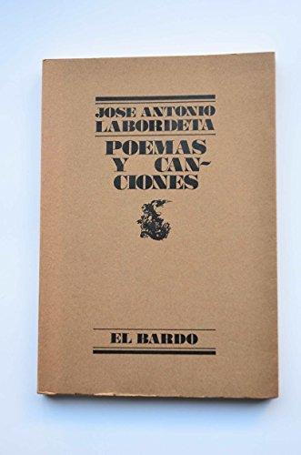 9788426427052: Poemas y canciones (El bardo)