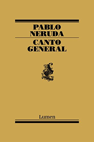 9788426427168: Canto general (POESIA)
