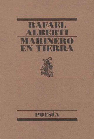 9788426427175: Marinero en tierra (Poesia/ Poetry)