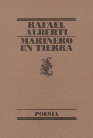 9788426427175: Marinero en tierra/ Sailor on Dry Land (Poesia/ Poetry) (Spanish Edition)