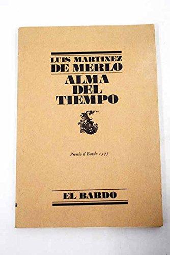 9788426427298: Alma Del Tiempo