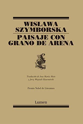 9788426427953: Paisaje con grano de arena (POESIA)